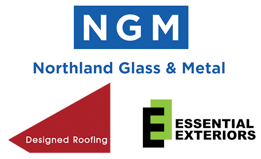 Designed Roofing Essential Exteriors Northland Glass Metal