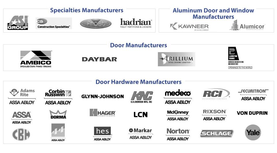NGM Manufacturer Brands